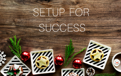 Setup for 2019 Marketing Success