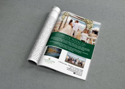 Canelands Wedding Advert