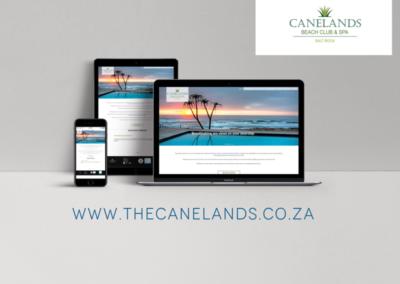 Canelands Website