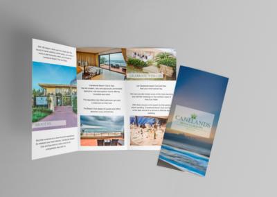 Canelands Hotel Brochure