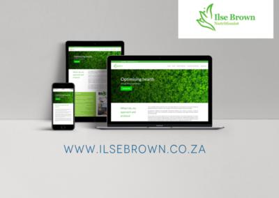 Ilse Brown Website