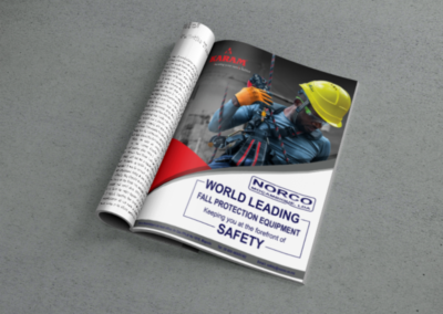 Karam Africa – Mining Review Print Ad