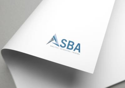 SBA Logo Design