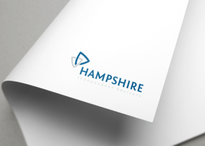 Hampshire Logo Design