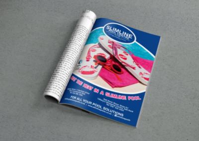 Slimline Print Advert