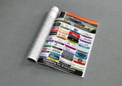 The Quarter – WOO print advert